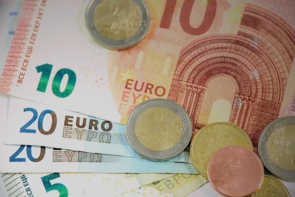 billlets et pièces euro